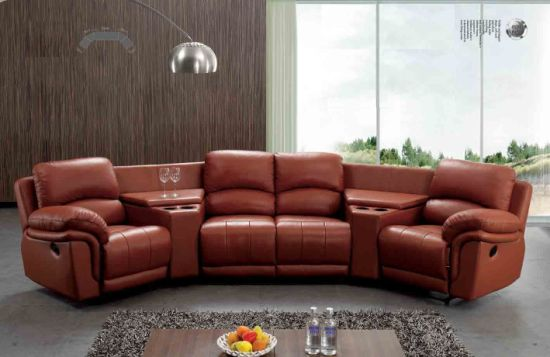 Modern Design Electric Recliner Sofa Ya 608