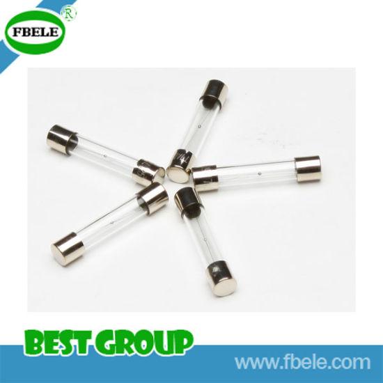 6.35X32medium Slow-Blow Glass Tube Fuse Fbgtf