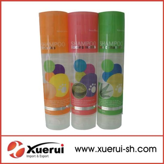 Transparent Color Cosmetic Plastic Tubes pictures & photos