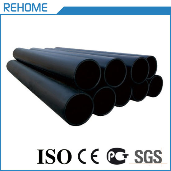 200mm Size HDPE Water Supply Pipe with Pn16 Pressure