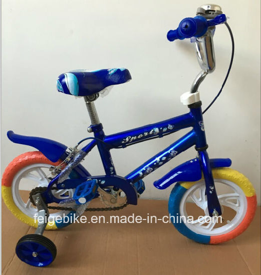 2017 Cheap EVA Tire Children Bicycle Solid Tire Kids Bikes (FP-KDB-17027) pictures & photos