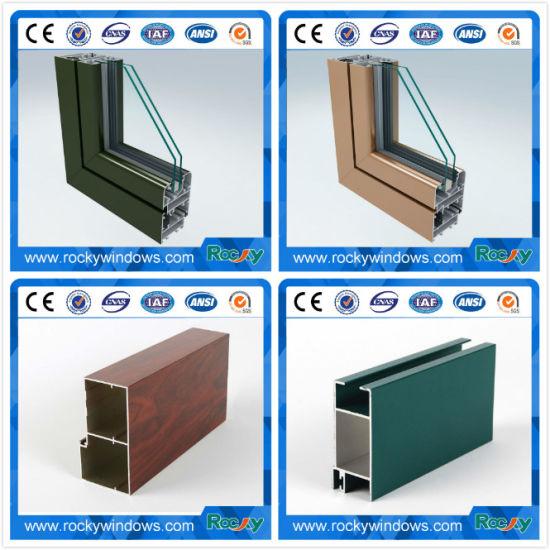 China Anodized Aluminum Extrusion Doors Frames Anodized