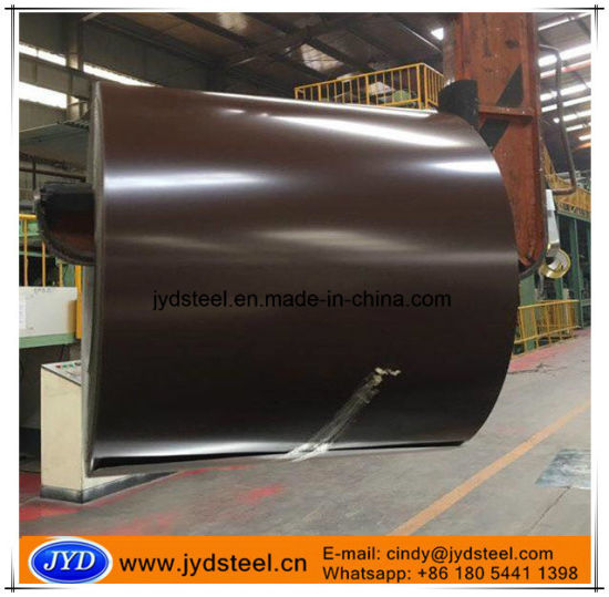 Colored Paint Coating Galvalume Steel Coil pictures & photos