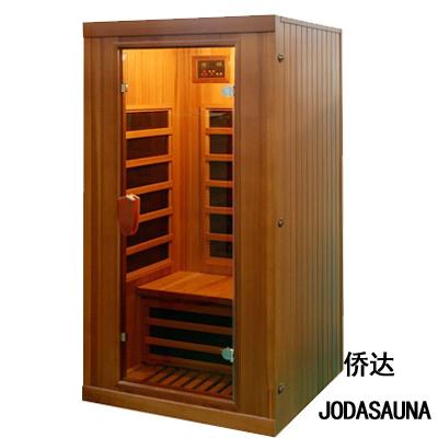 Luxury Design Cedar Wood Sauna Single/ Couple Infrared Sauna