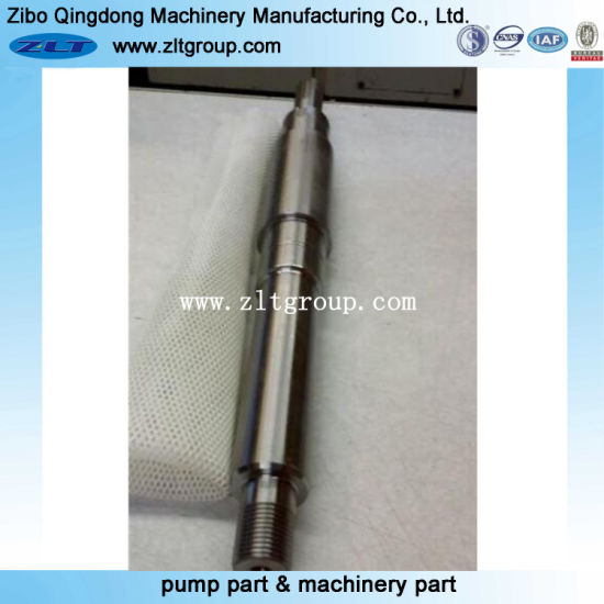 Stainless Steel/Carbon Steel Centrifugal Pump Goulds 3196 Pump Shaft