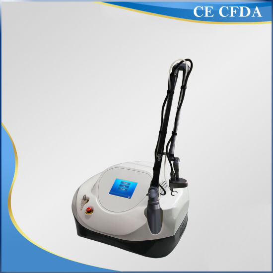 Therapeutic Machine RF Tube CO2 Laser Fractional for Vulva Treatment pictures & photos