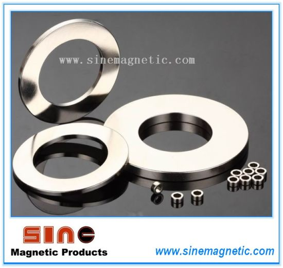 Ring Strong Permanent Neodymium Magnet