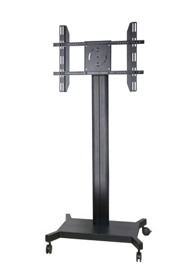 "Public TV Floor Stand Wheel Base 30-60"" Landscape & Portrait (AVA 106F) pictures & photos"