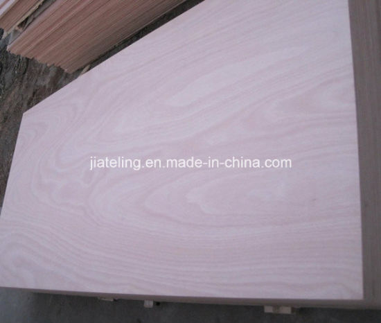 Okoume Plywood for Packing, Poplar Core Plywood