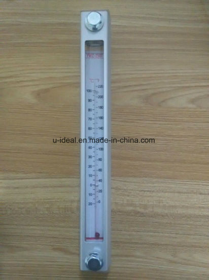 Oil Sight Glass- Level Gauge with Thermomete- Oil Level Indicator pictures & photos