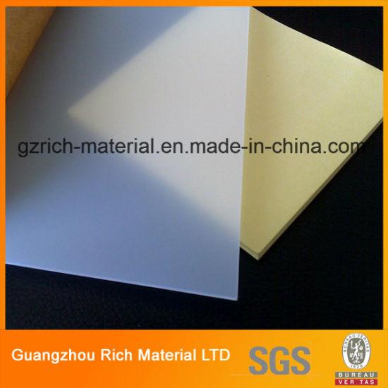 Polystyrene Light Diffuser Panel Sheet for LED Lighting