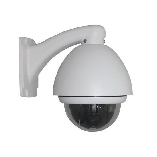 480tvl 1/3 Sony CCD Outdoor 3 Inch Mini Speed Dome Camera 10X PTZ Camera IP Camera