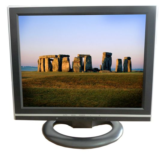 Wall Mounting Flat Screen 14 Inch Lcd Monitor With Hdmi Pictures Photos