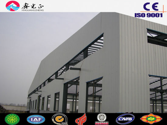 Multi-Purpose Steel Structure Buildings/Warehouse/Office/Workshop (JW-16278) pictures & photos