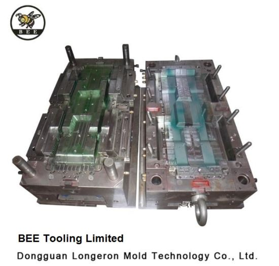 Plastic Injection Mold Make by Longeron Factory