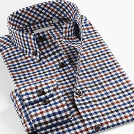 Wholesale Custom Design Business Dress Shirts for Men