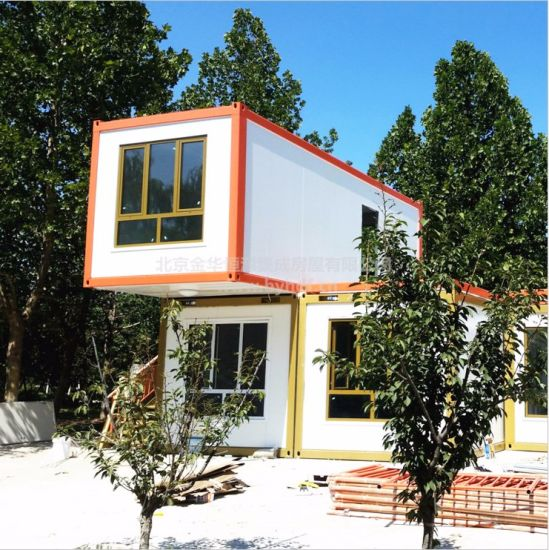 Modular Prefab Container House for Office Building