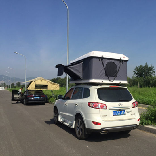 Overland Light Weight Hard Shell Roof Top Tent & China Overland Light Weight Hard Shell Roof Top Tent - China Roof ...