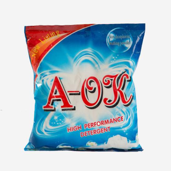Hand Wash Rich Foam Customized Brand Laundry Detergent Powder