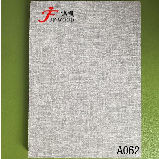 2020 Fsc ISO9001 Melamine Faced Medium Density Fiberboard Saudi Arabia Market MDF Board