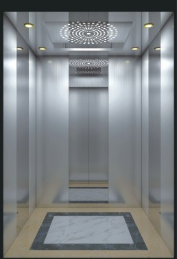 Capacity 1000kg Machine Roomless Passenger Lift Passenger Elevator with ISO Certificate pictures & photos