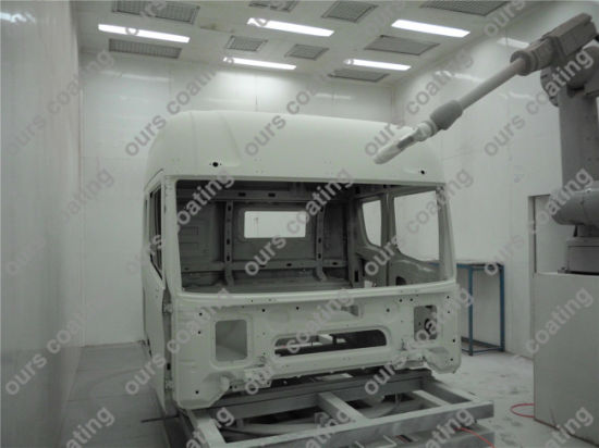 Newest Automatic Powder Coating Machine pictures & photos