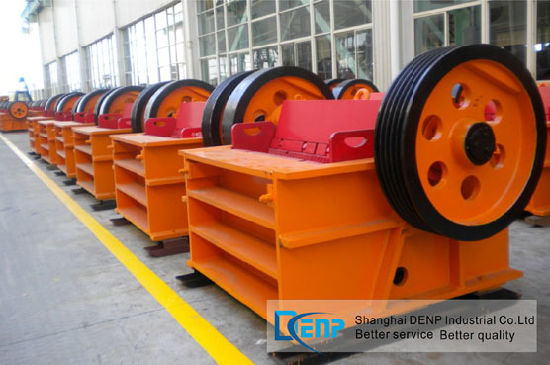 Hot Sale Chinese Type Jaw Crusher in Stock pictures & photos