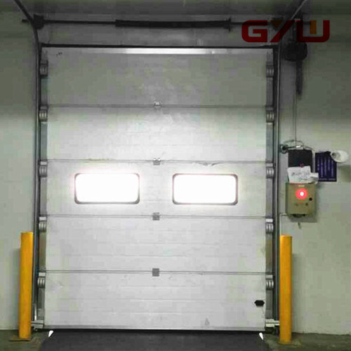 up Sliding Door for Cold Storage/Cold Room pictures & photos