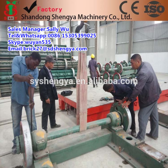 China Factory Made Cheap Prestressed (Spun) Concrete Pole Mold in
