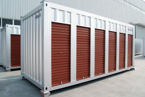 Side Open New Storage Shipping Containeri in Qingdao