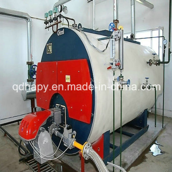Automatic Fire Tube Industrial Oil Gas Steam Boiler for Heating pictures & photos