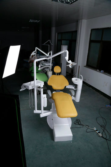 Hot Sale Chinese Electric Ritter Dental Chair pictures & photos