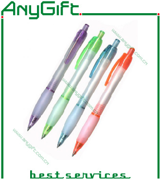 Plastic Ballpoint Pen With Lanyard pictures & photos