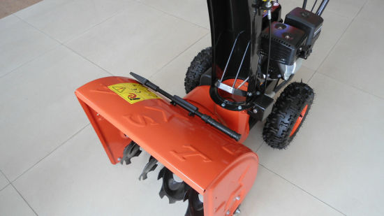 China 7HP Loncin Snow Engine 56cm Width DIY Snowblower ...