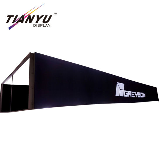 Aluminum Exhibition System Trade Show Display Booth pictures & photos