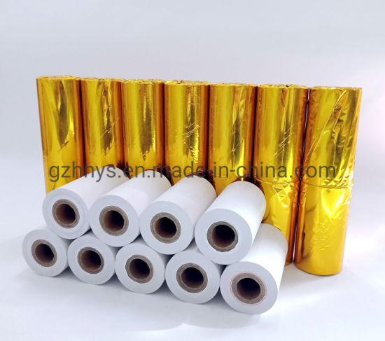 High-Quality Thermal Paper Rolls Can Be Used in Cash Registers