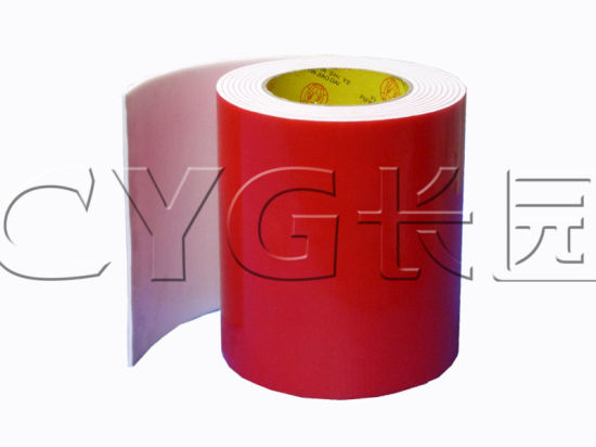 Double Coated Adhesive Polyethylene Foam Tape