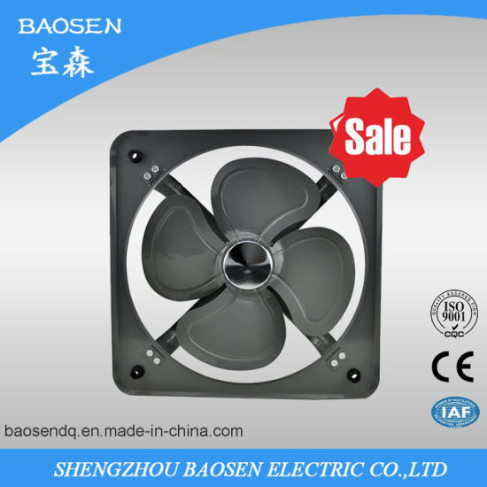Square Iron Fan, Energy Saving Fan with Inner Rotor pictures & photos