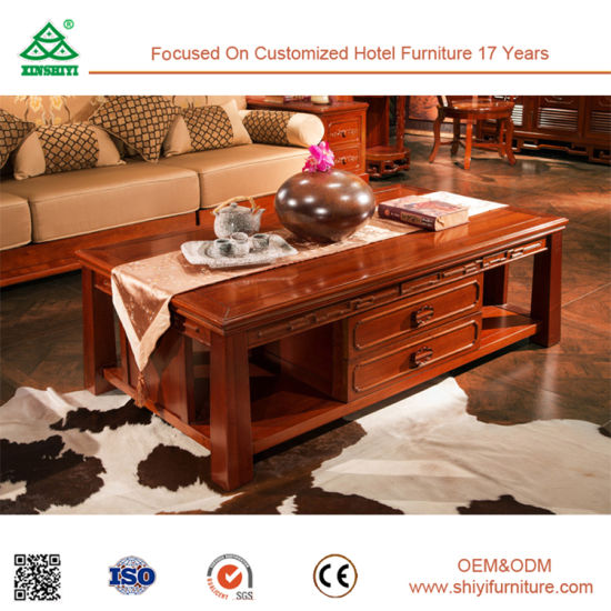 China Manufacture Furniture Exquisite Design Germany Beech Wooden