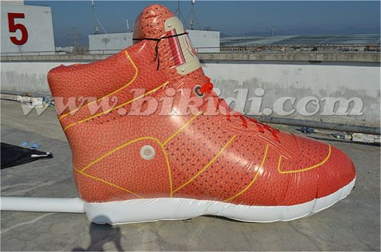 0299444fd Giant Inflatable Shoes Balloon, Inflatalbe Sneakers Replicas for  advertisement K3046
