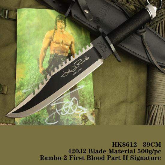 China Fixed Blade Hunting Knives Survival Tool Camping Tools