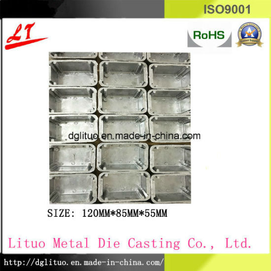 Made in China Aluminum Die Casting Pedals for Auto Part pictures & photos