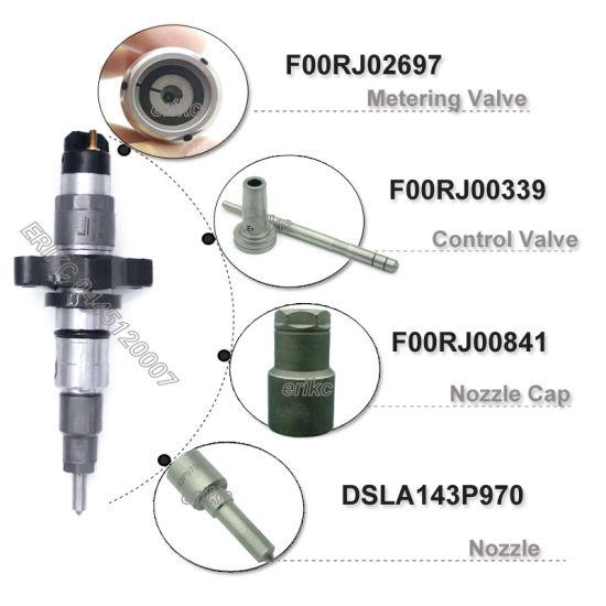 0 986 435 508 for Agrale-Deutz MA 12.0 E-troni New Injector 0445120007