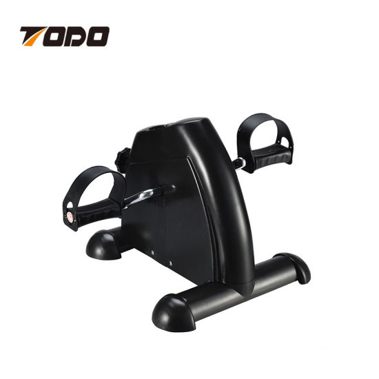 LCD Counter Pedal Exerciser Mini Cycling Portable Stationary Bike
