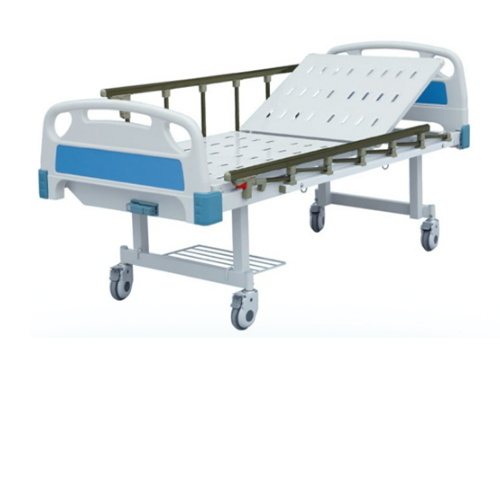 Good Sale Best Quality One Crank Manual Hospital Bed Hill BS-818