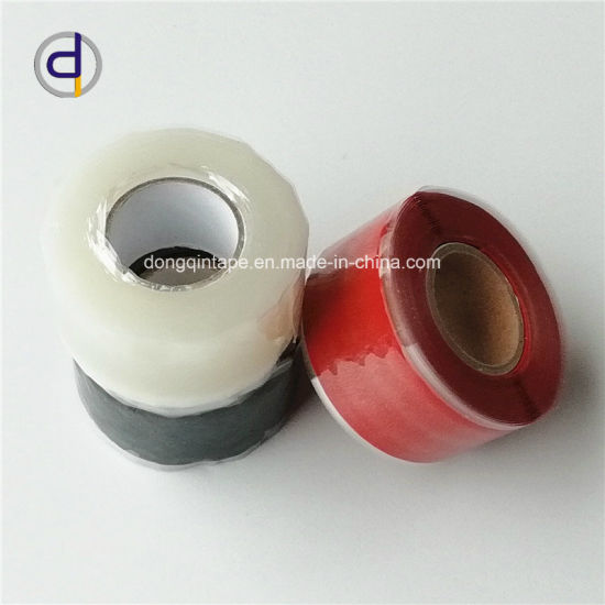 High Quanlity Self Fusing Silicone Rubber Tape From China pictures & photos