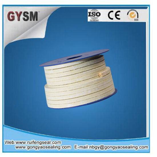 Factory Manufatured Ramie PTFE Packing pictures & photos