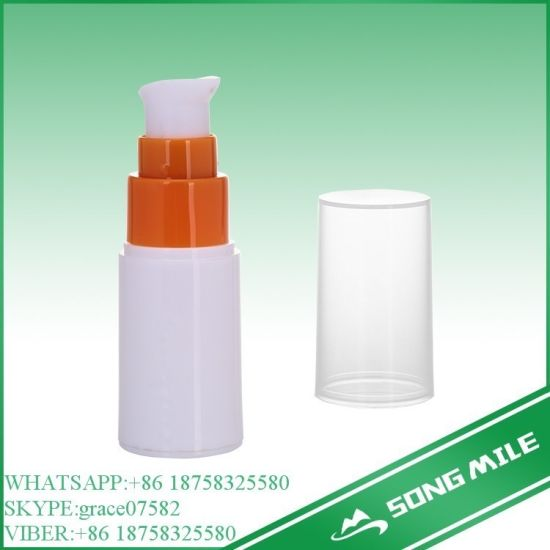 (D) 80ml PP Ordinary Airless Bottle for Cream pictures & photos