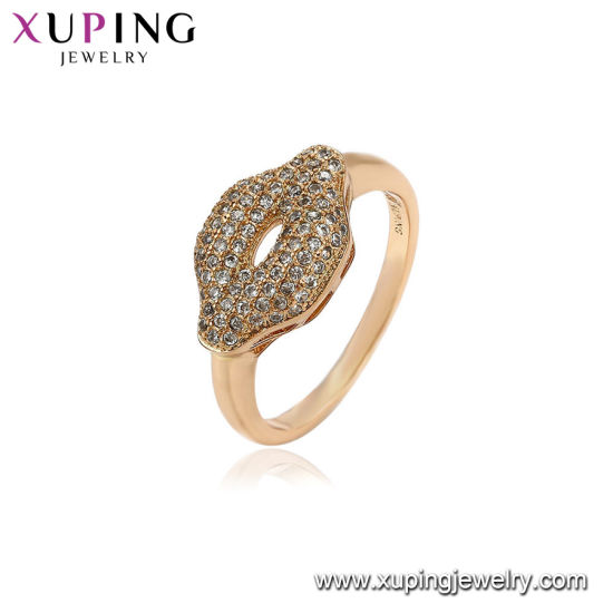 d54cde2364436 China 18K Gold Color Wholesale Cheap Ring - China Ring, Xuping ...