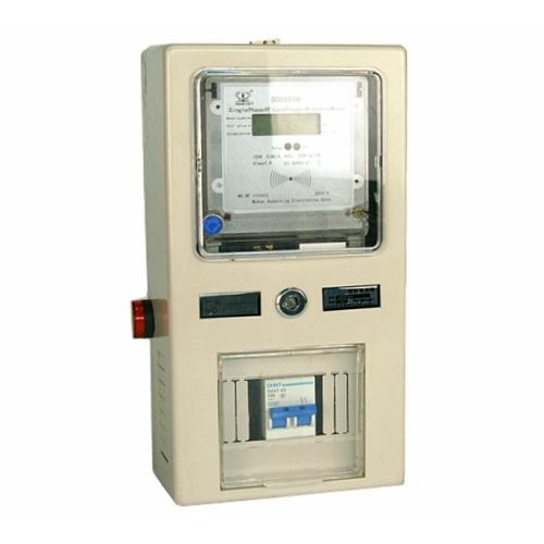 RF Multi- Tariff Prepayment Single Phase Smart Electric Meter